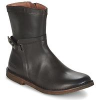 Chaussures Femme Boots Kickers CRICKET Marron Foncé