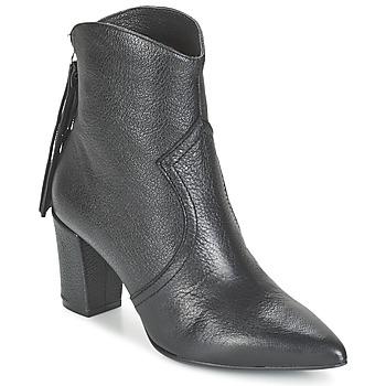 Chaussures Femme Bottines Fericelli FADIA Noir