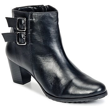 Chaussures Femme Bottines Balsamik GOMALO Noir