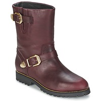 Chaussures Femme Boots SuperTrash MARYLIN Bordeaux