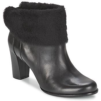 Chaussures Femme Bottines Ecco PRETORIA BLACK
