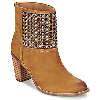 Chaussures Femme Bottines Dumond GUOUZI Marron