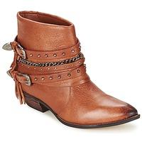 Chaussures Femme Boots Dumond ZIELLE Marron