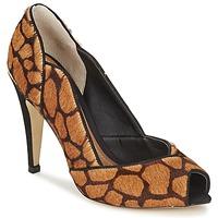 Chaussures Femme Escarpins Dumond GUATIL Léopard