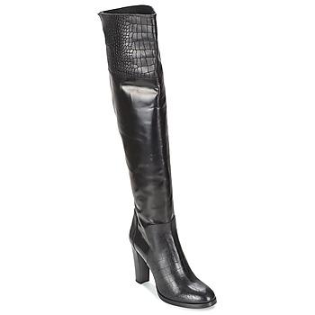 Chaussures Femme Bottes ville Alberto Gozzi GRINGO NERO Noir