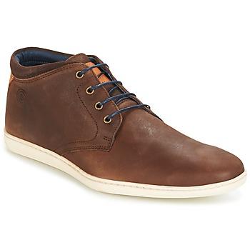 Chaussures Homme Baskets montantes Casual Attitude CALER Marron