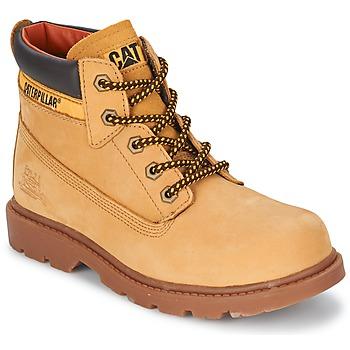 Chaussures Enfant Boots Caterpillar COLORADO PLUS Miel