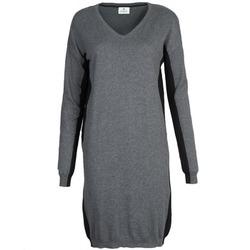 Vêtements Femme Robes courtes Chipie MONNA Gris / Noir