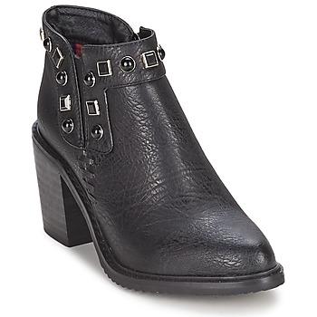 Chaussures Femme Bottines Gioseppo MOSENA Noir
