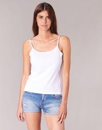 Vêtements Femme Débardeurs / T-shirts sans manche BOTD FAGALOTTE Blanc