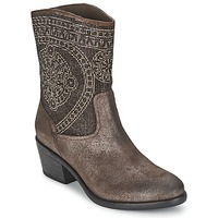 Chaussures Femme Boots Now PIOMBO Gris