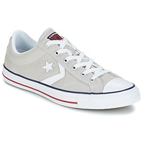 Chaussures Homme Baskets basses Converse STAR PLAYER OX Gris Clair / Blanc