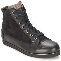 Chaussures Femme Baskets montantes Tosca Blu BANGKOK Noir