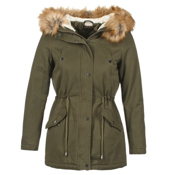 Vêtements Femme Parkas Moony Mood FIRI Kaki