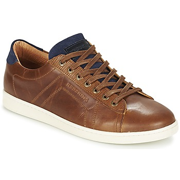 Chaussures Homme Baskets basses Redskins ORMIL Cognac / Marine