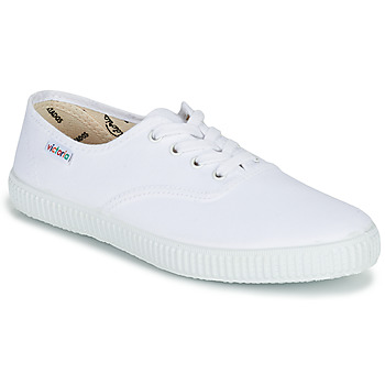Chaussures Baskets basses Victoria INGLESA LONA Blanc