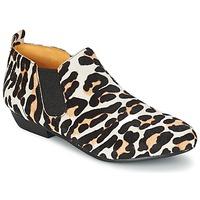 Chaussures Femme Boots Buffalo SASSY Léopard