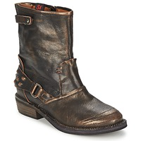 Chaussures Femme Boots Sans Interdit HASHLEY Cannelle