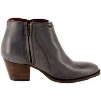 Chaussures Femme Bottines Dkode 12162 morgan gris