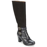 Chaussures Femme Bottes ville Hispanitas ARIZONA Noir