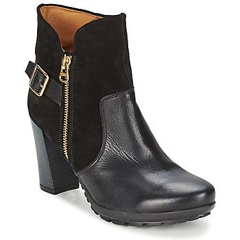 Chaussures Femme Bottines Hispanitas ARIZONA Noir