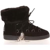 Chaussures Femme Boots Ilario Ferucci Boots Rysis Noir Noir