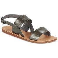 Chaussures Femme Sandales et Nu-pieds Timberland CAROLISTA SLINGBACK Gris