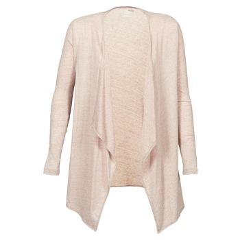 Vêtements Femme Gilets / Cardigans Majestic 518 Beige