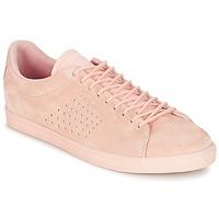 Chaussures Femme Baskets basses Le Coq Sportif CHARLINE NUBUCK Rose