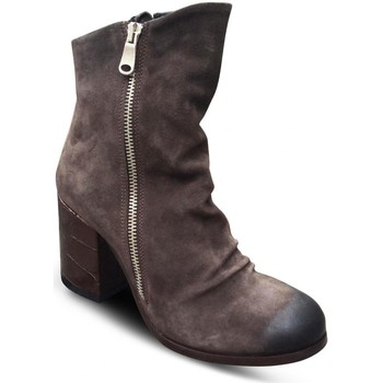 Chaussures Femme Bottines Mimmu Bottine talon Marron Marron
