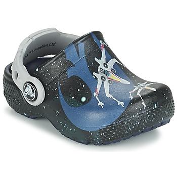 Chaussures Garçon Sabots Crocs Crocs Funlab STarwars Clog Marine