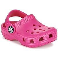 Chaussures Fille Sabots Crocs Classic Clog Kids Rose