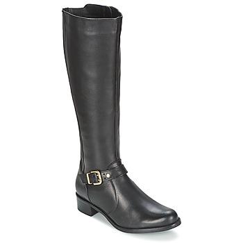 Chaussures Femme Bottes ville Dune TIPPLER BLACK