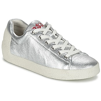 Chaussures Femme Baskets basses Ash NICKY Argent