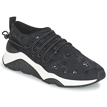 Chaussures Femme Baskets basses Ash MISS Noir