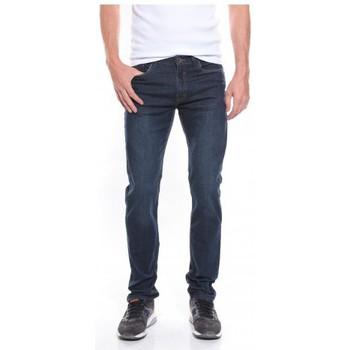 Vêtements Homme Jeans droit Ritchie JEAN SOAP Bleu