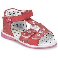 Chaussures Fille Sandales et Nu-pieds Catimini PUCE Rose