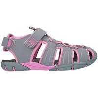 Chaussures Fille Tongs Gioseppo MOLOKAI - Gris gris