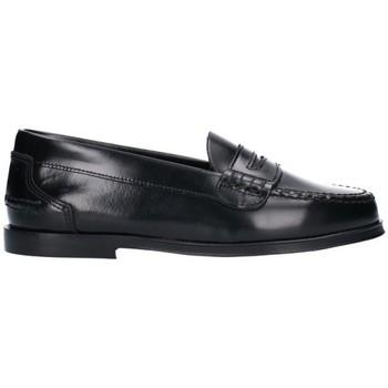 Chaussures Garçon Ville basse Yowas 5081 - Negro noir