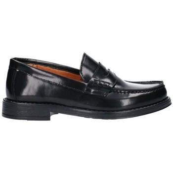 Chaussures Garçon Mocassins Yowas 60             florentic noir