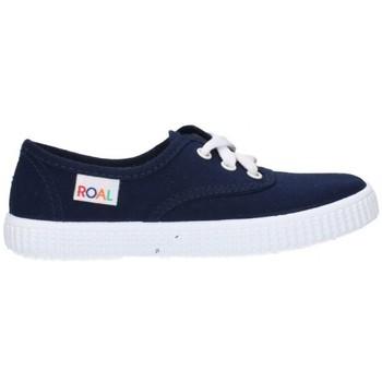 Chaussures Garçon Baskets basses Potomac 291 bleu