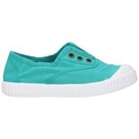 Chaussures Garçon Baskets mode Potomac 292      (verde) - Verde vert