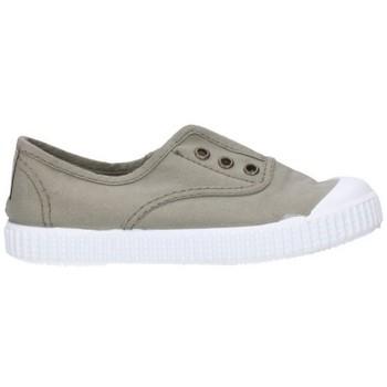 Chaussures Garçon Baskets mode Potomac LONAS NIÑOS - vert