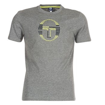 Vêtements Homme T-shirts manches courtes Sergio Tacchini DAVE TEE-SHIRT Gris