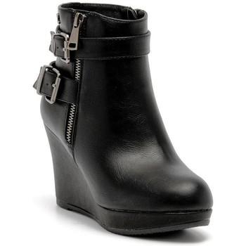 Chaussures Femme Bottines Refresh Bottine Noir