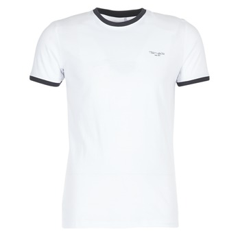 Vêtements Homme T-shirts manches courtes Teddy Smith THE TEE Blanc
