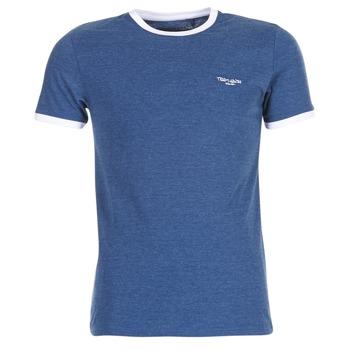 Vêtements Homme T-shirts manches courtes Teddy Smith THE TEE Bleu