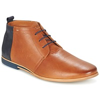 Chaussures Homme Boots Kost ZEPIA 66 Camel / Marine
