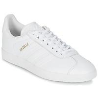 Chaussures Baskets basses adidas Originals GAZELLE Blanc