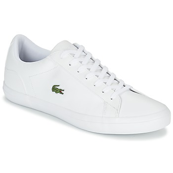 Chaussures Homme Baskets basses Lacoste LEROND BL 1 Blanc